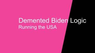 Biden Rewards Losers
