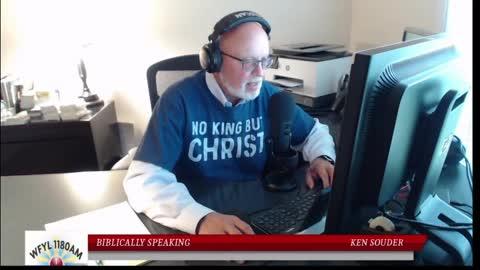 Biblically Speaking 10-21-20