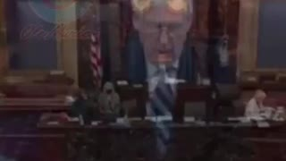Senator Mitch McConnell (R - KY) Blames president Trump for Capitol Riots