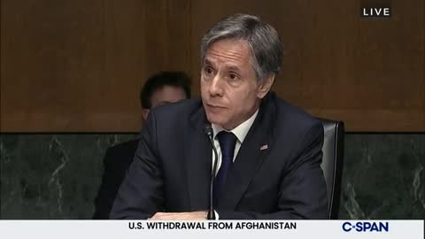 WATCH: Senator Ted Cruz EXPOSES Blinken For Failed Afghanistan Withdrawal
