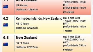 PROPHESIED: New Zealand massive earthquakes...