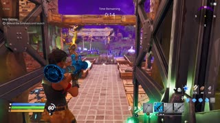 Fortnite Save The World Game Mode - Defending the Fort