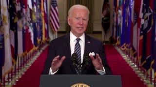 Hate crimes against Asian-Americans 'must stop:' Biden