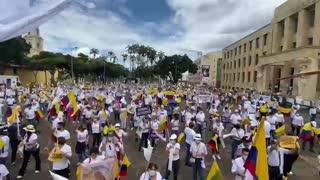 Marcha del Silencio, Bucaramanga