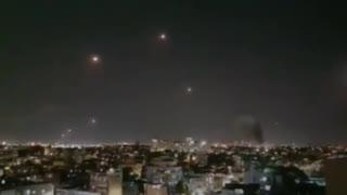 Hamas fires rockets at Israel strong senas