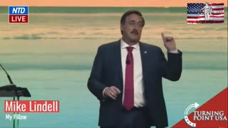 MIKE LINDELL SPEAKS AT TURNING POINT USA (12/20/20 - DAY 2)