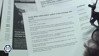 Hunter Biden Texts Appear to Reveal Biden Prostitution Ring