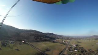 December 18th Time Lapse balloon flight