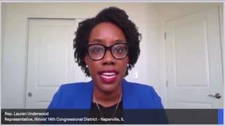 "Congresswoman Lauren Underwood Refers To Women As ""Birthing People"""