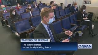 Biden's Press Sec Gets Caught Red-Handed In Her Boss' Hypocrisy On Travel Ban
