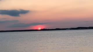 Summer Sunset - Delaware