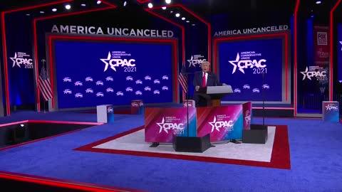 👀 #CPAC2021 #AmericaUnCanceled