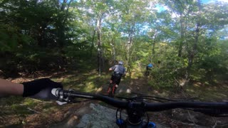 North, Middle, and South Mountain Ride- Pawtuckaway State Park, New Hamphsire