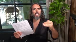 Russell Brand CALLS OUT Media For Using Shame To Control The Masses