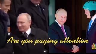 Trump, Putin, Biden, OH MY!