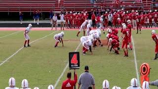 West Jessamine Middle School Football