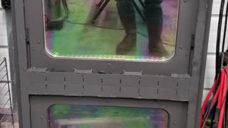 Powder Coat Oven Conversion