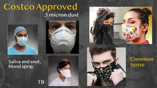 Masks: The Science with Dr. Lee Merritt
