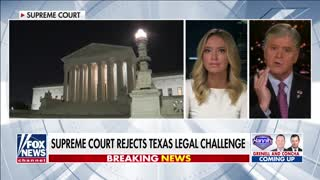 McEnany: Supreme Court 'dodged' Texas lawsuit, 'hid behind procedure'