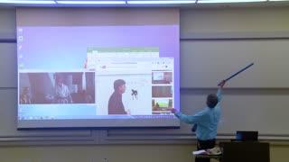 Math professor funny prank