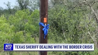 Texas Sheriff on Dealing With the Border Crisis