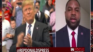 Rep. Bryon Donalds (R) Florida on the Purely Political 2nd Impeachment of President Trump