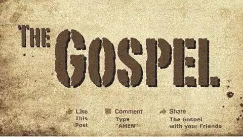 The Gospel - Pony Express Ministry