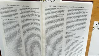 Geneva Bible 1599 - Martin Luther Edition (GNV)