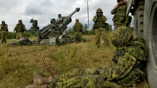 Canadian military funny vedio