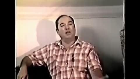 Bill Cooper Vintage Interview