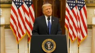 President Donald John Trump Farewell Speech