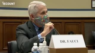 """When Is It Going to End?"" Jim Jordan Destroys Dr. Fauci"