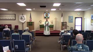 Worship Service 9/27/2020