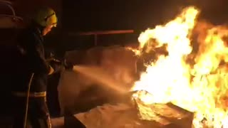 Playing with a Fuel Fire