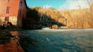 Alley Spring Mill - Missouri [ Jan. 2021 ]