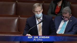 Rep. Jim Jordan Opposing H.R. 1 - 3/2/2021