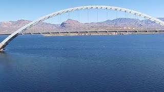 Roosevelt Dam Bridge
