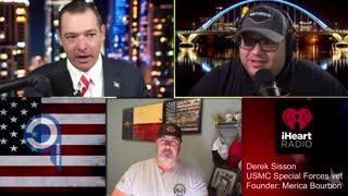 USMC Special Forces Veteran, Derek Sisson | #PCRadio
