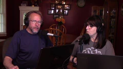 Joe Gives Jill Weed!!!