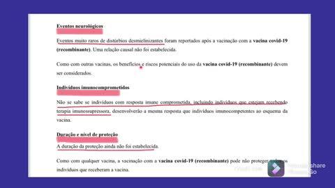 Vacina Astra Zeneca/Oxford/FioCruz - O essencial