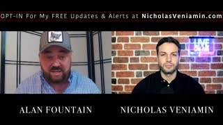 Alan Fountain Discusses Truth Coming Out with Nicholas Veniamin