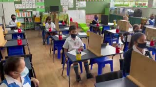 Grade 1 learners welcomed to Goodwood Park Primary School