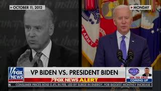 Embarrassing Video Montage Proves Biden's Mental Deterioration