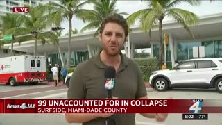 TRAGEDY. 99 still missing after condo collapse in south Florida