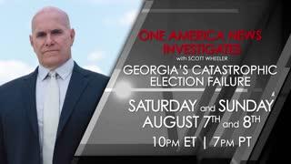 One America News Investigates: Ga.'s catastrophic election failure