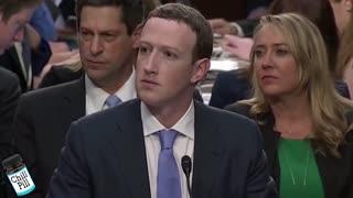Mark Zuckerberg funny expersion