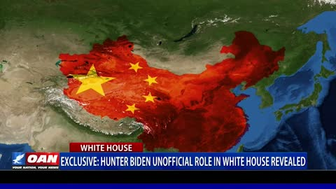 Exclusive: Hunter Biden unofficial role in White House revealed
