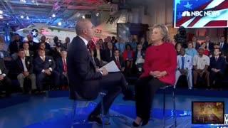 """Hillary Clinton's Meltdown. She Calls Donna Brazile """"A Brain dead Buffalo"""""""""""