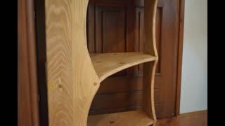 Woodworking: Wooden Shelf