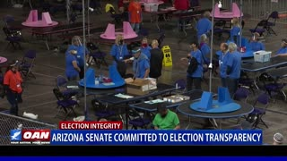 Ariz. Senate committed to election transparency
